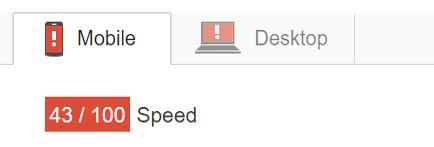 speed改善前